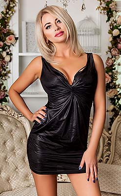 Intelligent lady Nataliya from Chernigov (Ukraine), 45 yo, hair color blonde