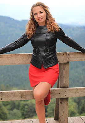 Cultured bride Elena from Irpen (Ukraine), 36 yo, hair color blonde