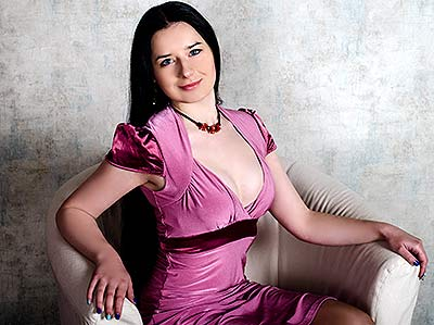 Considerate lady Aleksandra from Minsk (Belarus), 26 yo, hair color black