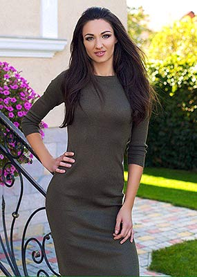 Unique bride Yuliya from Pervomaysk (Ukraine), 29 yo, hair color brown