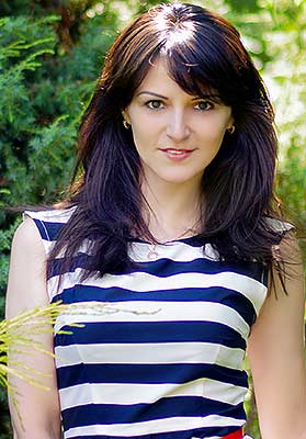 Open bride Elena from Kharkov (Ukraine), 39 yo, hair color brown-haired