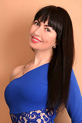 Kind lady Marina from Kharkov (Ukraine), 36 yo, hair color chestnut