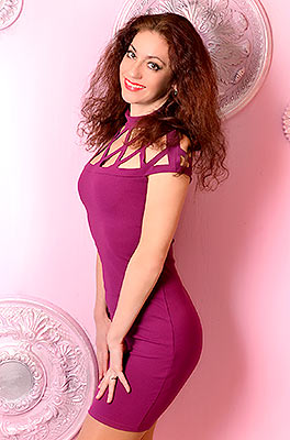 Sociable lady Yuliya from Kharkov (Ukraine), 41 yo, hair color brown-haired