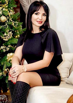 Special bride Svetlana from Kiev (Ukraine), 43 yo, hair color black