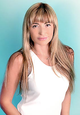 Open bride Evgeniya from Kharkov (Ukraine), 43 yo, hair color light brown