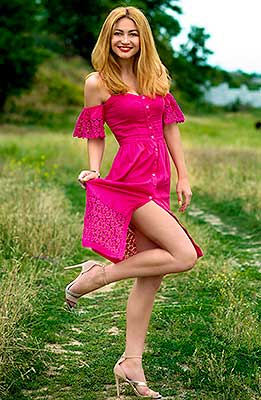 Funny lady Mariya from Kherson (Ukraine), 28 yo, hair color red-haired