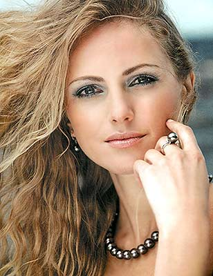 Optimist woman Janna from Kiev (Ukraine), 35 yo, hair color blonde