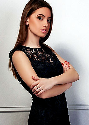 Faithful lady Ekaterina from Odessa (Ukraine), 25 yo, hair color light brown