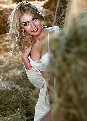 Sportive Lady Kristina From Khmelnitsky Ukraine 27 Yo