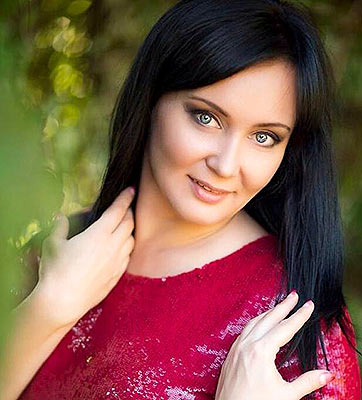 Kind bride Elena from Warsaw (Poland), 46 yo, hair color brunette