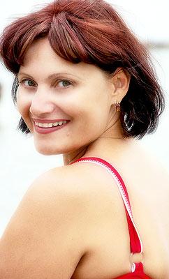 Decent lady Irina from Mariupol (Ukraine), 53 yo, hair color chestnut