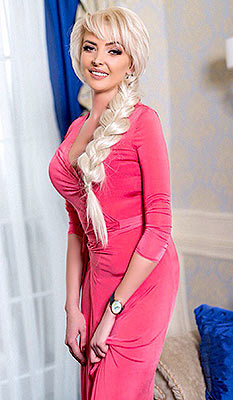 Smart lady Marta from Kiev (Ukraine), 34 yo, hair color blonde