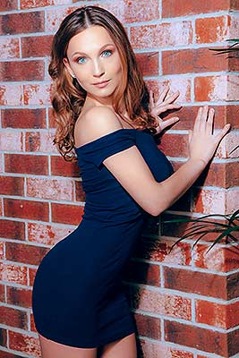 Real bride Irina from Kiev (Ukraine), 30 yo, hair color brown