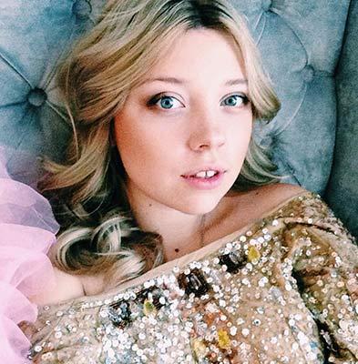 Friendly Bride Ekaterina From Odessa Ukraine 24 Yo