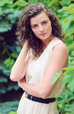 Familyoriented woman Svetlana from Vinnitsa (Ukraine), 33 yo, hair color brown