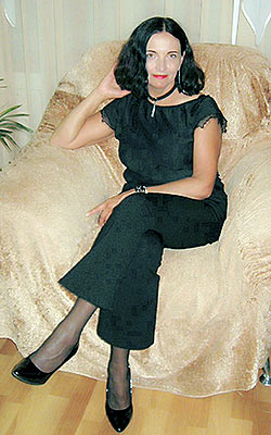 Rational lady Tat'yana from Vladivostok (Russia), 48 yo, hair color brown-haired