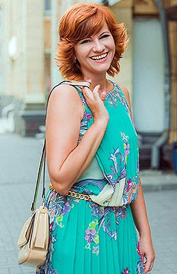 Active lady Raisa from Pologi (Ukraine), 53 yo, hair color brown