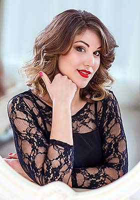 Happiness bride Inga from Zaporozhye (Ukraine), 26 yo, hair color brown