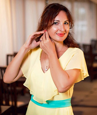 Reliable bride Ruslana from Belaya Tserkov (Ukraine), 46 yo, hair color brown-haired