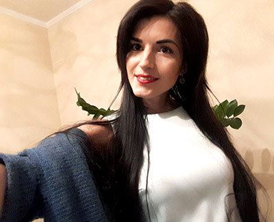 Ideal lady Aleksandra from Cherkassy (Ukraine), 33 yo, hair color chestnut