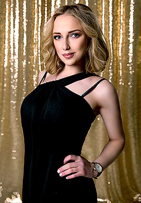 Cheerful bride Ol'ga from Chernigov (Ukraine), 30 yo, hair color brown