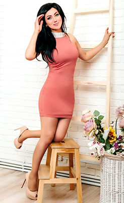 Optimist lady Svetlana from Dnepropetrovsk (Ukraine), 42 yo, hair color brown-haired