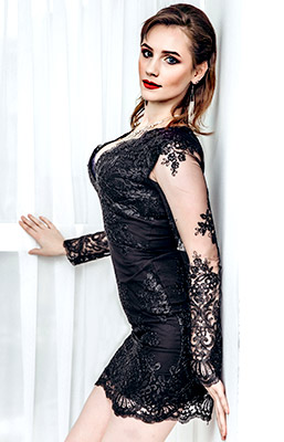 Witty lady Inna from Lugansk (Ukraine), 27 yo, hair color blonde