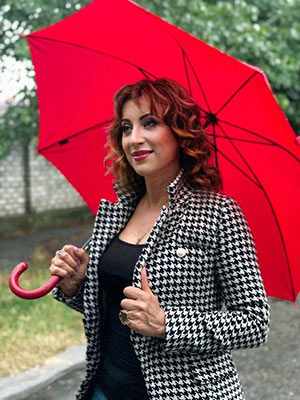 Reliable woman Marina from Berdyansk (Ukraine), 50 yo, hair color brown-haired