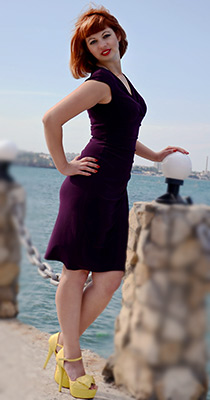 Incredibly lady Marina from Sochi (Russia), 34 yo, hair color brown-haired