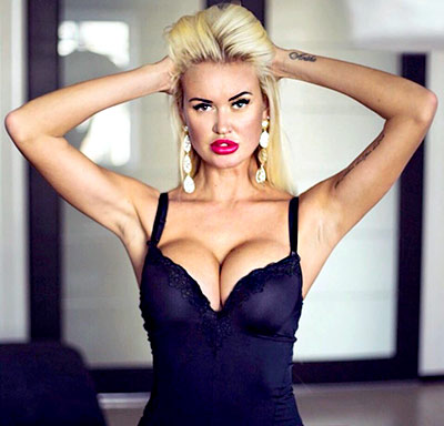 Good woman Ol'ga from Krasnodar (Russia), 36 yo, hair color blonde
