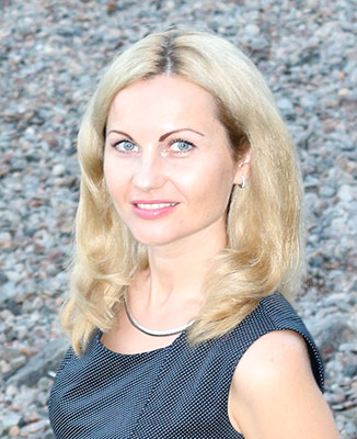 Purposeful lady Alla from Odessa (Ukraine), 39 yo, hair color blond