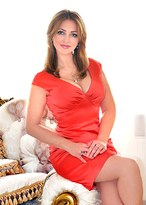 Kind woman Natal'ya from Kharkov (Ukraine), 53 yo, hair color blonde