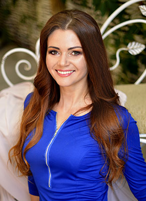 Clever wife Yana from Kharkov (Ukraine), 33 yo, hair color brown-haired