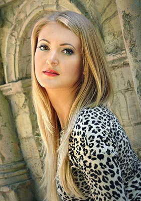 Happiness lady Anjela from Kharkov (Ukraine), 35 yo, hair color blond