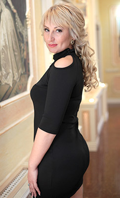 Sensitive woman Irina from Kharkov (Ukraine), 36 yo, hair color blonde