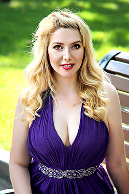 Pleasure lady Svetlana from Kharkov (Ukraine), 34 yo, hair color blonde