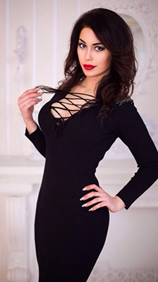 Openminded lady Natal'ya from Krasnodon (Ukraine), 36 yo, hair color brunette