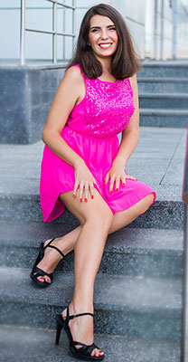 Purposeful bride Ekaterina from Kharkov (Ukraine), 31 yo, hair color brown-haired