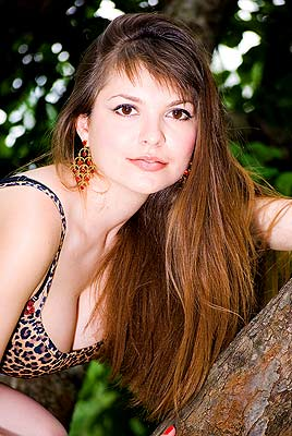 Clever bride Irina from Kharkov (Ukraine), 34 yo, hair color brown-haired