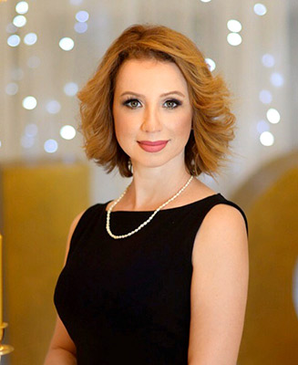 Open woman Irina from Kharkov (Ukraine), 43 yo, hair color dark brown