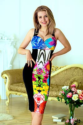 Extremely girl Aleksandra from Kherson (Ukraine), 22 yo, hair color light brown