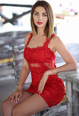 Smart bride Svetlana from Kherson (Ukraine), 38 yo, hair color brown-haired