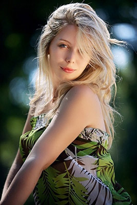 Trustworthy woman Ol'ga from Kherson (Ukraine), 37 yo, hair color blonde