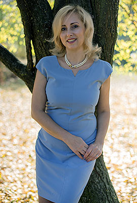Young lady Irina from Khmelnitsky (Ukraine), 52 yo, hair color blonde