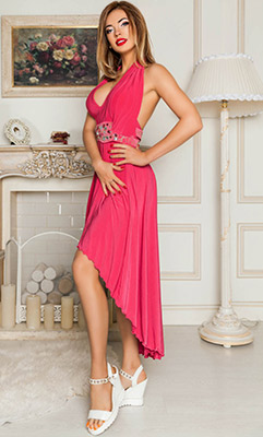 Eager woman Nataliya from Kiev (Ukraine), 39 yo, hair color light brown
