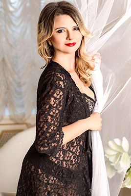 Sincere woman Elena from Kiev (Ukraine), 41 yo, hair color brown