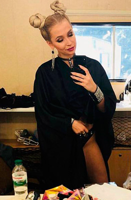 Incredibly lady Alla from Kiev (Ukraine), 28 yo, hair color blonde