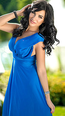 Interested lady Anna from Kiev (Ukraine), 22 yo, hair color brown