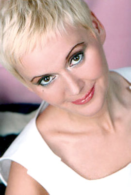 Kind woman Tamila from Kiev (Ukraine), 51 yo, hair color blonde