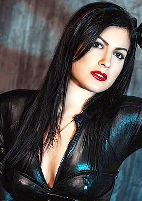Responsible bride Ekaterina from Kiev (Ukraine), 28 yo, hair color brunette